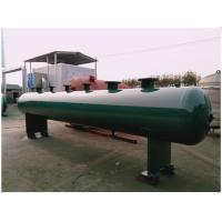 China Air Compressed Natural Gas Storage Tank , Vertical Industrial Storage Tanks wholesale