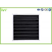China Foldaway Plank Custom Air Filters , Carbon Air Filters For Home Large Air Flow on sale