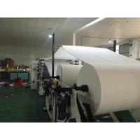 China V Folded Facial Tissue Auto Paper Folding Machine 380V 50Hz Longtech Vacuum Pump on sale