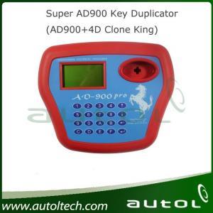 China Super AD900 Key Duplicator(AD900+4D Clone King) on sale
