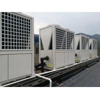 China Air Source EVI Heat Pump / Low Temp Classic Heat Pumps 72 Kw High COP For Hot Water wholesale