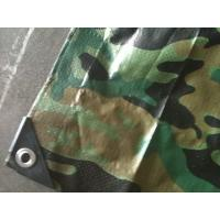 China camo tarp for hunting/fishing/paintball in the open air,army camouflage tarpaulin,military wholesale