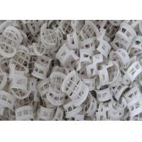 China Heat Resistant Plastic Conjugate Ring Packing High Free Volume For Petroleum Industry wholesale
