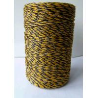 China China supplier electric fence temporary poly rope for animal farm fence QL721 wholesale