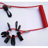 China Safety Jet Ski Kill Switch Key Floating Emergency Cord wDifferent Keys to Fit Almost All Boats&PWC's wholesale