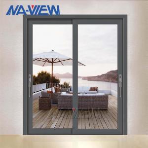 China 1.4mm Aluminium Sliding Windows For Bathroom Bedroom Kitchen wholesale