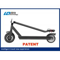 Buy cheap 7.5 inch front airtire , rear brake + electric brake, 2 wheel electic fold  kick scooter from wholesalers
