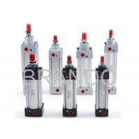 China Bore Diameter 32 40 50 Pneumatic Air Cylinders With High Temperature Resistant Seal Material wholesale