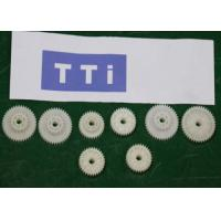 China Manufacturing Injection Molding Parts For Plastic Gears With PA6  Material wholesale