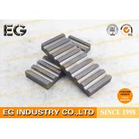 Fine Grain Custom Graphite Molds For Diamond Tools Sintering 48 HSD Hardness