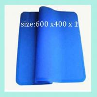 China non-stick silicone table mat ,waterproof silicone kitchen mat wholesale