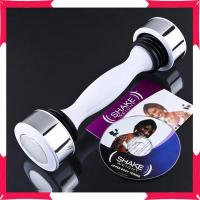 Quality New Shape and tone Shake Weight for Women pulsating dumbbell With DVD Training for sale