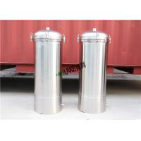 China Standard Size Ro Water Filter Housing Water Filter Tank Wall - Mounted wholesale