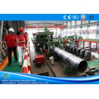 China API 5L Standard Spiral Weld Pipe Machine Large Size  2000MM Coil Width wholesale