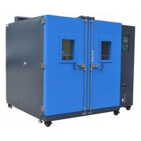 China 3375L 10% - 98% Range Heat Cold Humidity Chamber With 50 mm Temperature Humidity Test Chamber wholesale