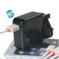 China Quick Charge 3.0 USB Iphone Power Adapter Charger Universal Use CE ROHS Approved wholesale