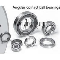 China XCB71900-C-T-P4S FAG main spindle bearing 10X22x6 mm, GCr15 Chrome steel wholesale