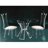 China FU (6) clear acrylic cheap bar furniture wholesale