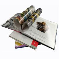 China Custom Creat Own Cookbook Printing Services With Vanish Lamination wholesale