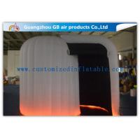 China Commercial Giant Snail Inflatable Photo Booth Rental with Led Lighting wholesale
