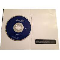 China FPP Version Microsoft Office Download Visio 2013 Professional DVD Installation wholesale