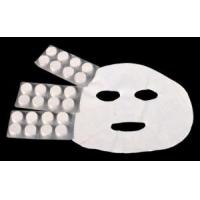 Buy cheap Compressed Facial Mask from wholesalers
