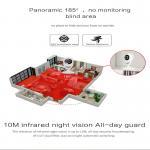 EC8 HD 720P Mini Wifi IP Camera Wireless P2P Baby Monitor Network Remote CCTV