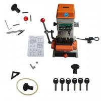 China Key Cutting Machine 368A Duplicated Machine Locksmith Tools Key 200W with horizontally moving the handle feed wholesale