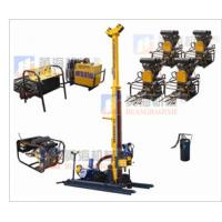 China Full Hydraulic Portable Core Drill Light Rig  wholesale