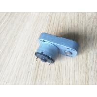 China D3323G37 Right Angle Gear Motor DC Brush Commutation For Warning Lights wholesale