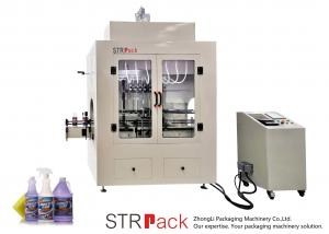 China Bleach Sulphuric Acid 84 Disinfectant Corrosive Liquid Automatic Liquid Filling Machine wholesale