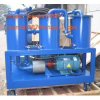 China Portable oil Filtering System, oil filtration machine,Mini Oil Purifier wholesale