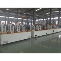 China Friction Saw ERW Precision Tube Mill Making Machine With Cold Saw HG60 wholesale