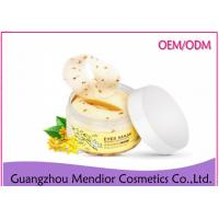 China Osmanthus Fragrans Eye Sheet Mask , Cotton Under Eye Patches For Dark Circles wholesale