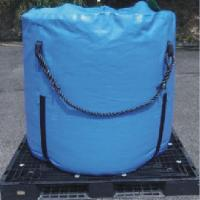 China High Strength Blue Recycled Jumbo Bag Storage Full Open Top / Filling Spout Top wholesale
