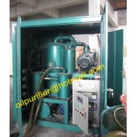 China Top Sale Small Mobile Transformer Oil Filtration Machine wholesale