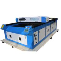 Quality Large Advertising Sign Board Co2 Laser Engraving Cutting Machine 4*8 Feet 1300*2500mm for sale