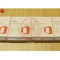 China Multi-language Microsoft Office 2016 Pro Plus USB 3.0 software with flash drive wholesale