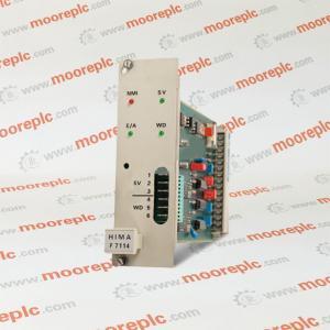 China Fully furnished F5109B Hima Controller  PC BOARD MODULE wholesale