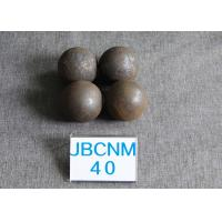 China 62-63HRC Grinding-Resisting Hot Rolled Grinding Steel Balls for Ball Mill , Wear-Resistance wholesale