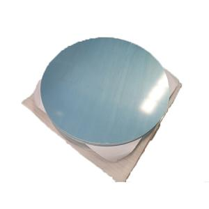 China O-H112 Temper 1050 1100 Aluminium Round Plate For Cookware wholesale