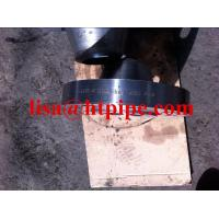 China Carbon steel astm A105 flange on sale