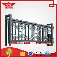 China GAMMA automatic electric sliding gate for factory  front door --L1503 wholesale