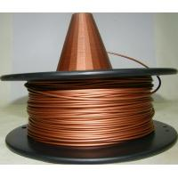 Quality Metal Copper Filament 1.75 3.0mm Metal 3d Printing Filament Natural Copper Filament for sale