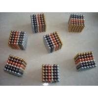 China Strong 3mm neo cube magnet wholesale