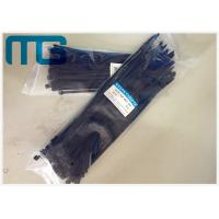 China UV Resistant Locking Cable Ties Natural Nylon Cable Ties With Length Custom wholesale