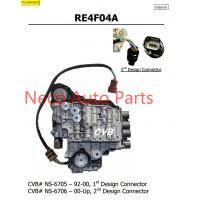 China Auto transmission RE4F04A sdenoid valve body good quality used original parts wholesale