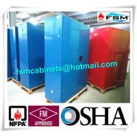 China Laboratory Chemical Safety Storage Cabinets Lockable For Corrosive Liquid wholesale