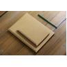 China Hardcover paper spiral notebook custom printed a4 ruled paper spiral notebook wholesale