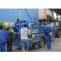 Easy Loading Vertical Mast Lift Mobile Elevated Platform For One Person